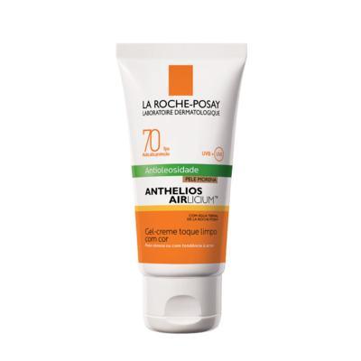 Imagem 5 do produto Protetor Solar Facial com Cor La Roche-Posay - Anthelios Airlicium Fps70 - Morena