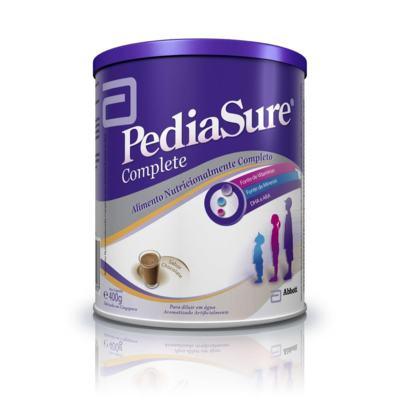 Imagem 1 do produto Complemento Alimentar Pediasure Chocolate 400g