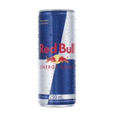 Imagem 2 do produto Energético Red Bull Energy Drink 250ml