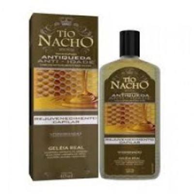 Imagem 1 do produto Shampoo Tio Nacho Anti Queda Anti Idade 415ml