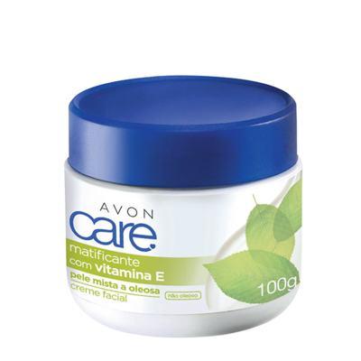 Creme Facial Avon Care Matificante - 100g