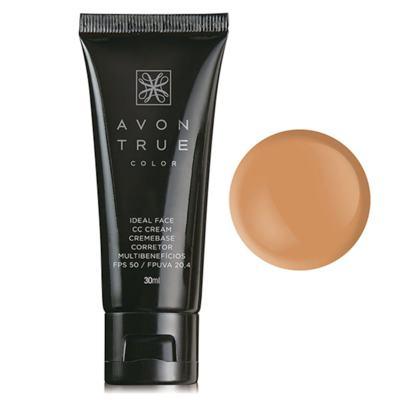 Imagem 1 do produto CC Cream FPS 50 True Color 30ml - CC Cream FPS 50 True Color 30ml - Mel