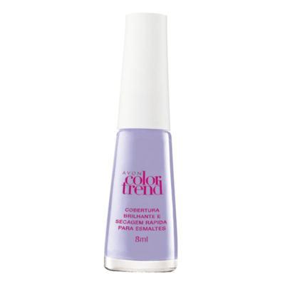 Imagem 1 do produto Cobertura Brilhante e Secagem Rápida para Esmaltes Avon Color Trend - 8ml -