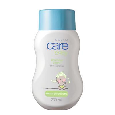 Shampoo Avon Care Baby 2 em 1 - 200ml