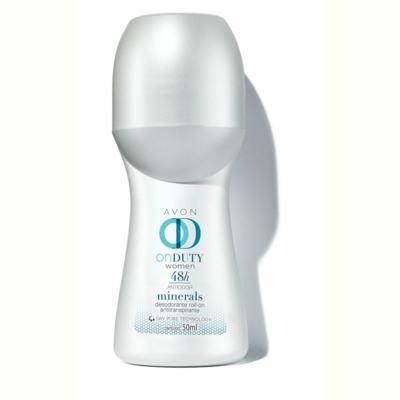 Imagem 1 do produto Desodorante Roll-on On Duty Minerals 48h Feminino 50ml