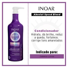 Inoar Absolut Speed Blond - Condicionador - 1L