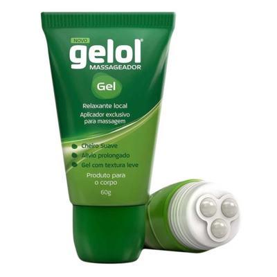 Imagem 1 do produto Gelol Gel Massageador 60g