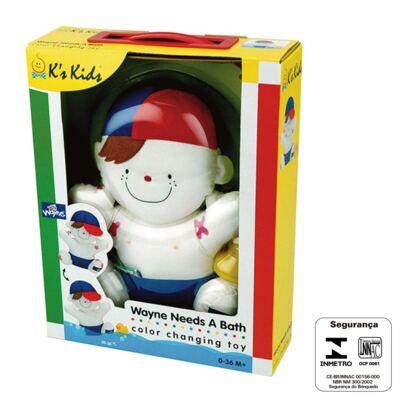 Imagem 2 do produto Brinquedo Wayne Hora do Banho (9m+) - K's Kids
