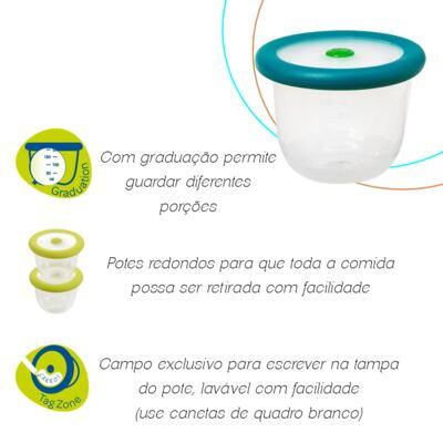 Imagem 4 do produto Pote conservador de alimentos (300ml) 1 un - Bébé Confort