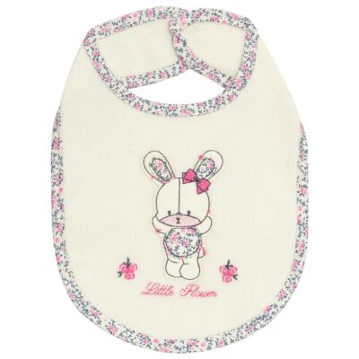 Babador atoalhado Little Rabbit - Classic for Baby