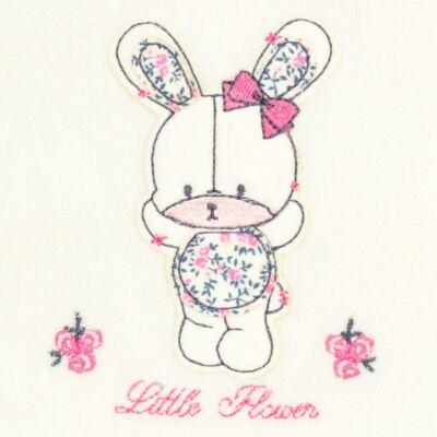 Imagem 2 do produto Babador atoalhado Little Rabbit - Classic for Baby