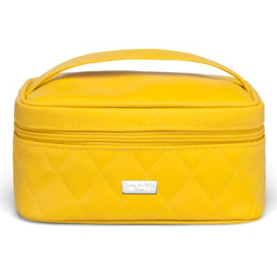 Imagem 2 do produto Necessaire Farmacinha Colors Yellow + Kit Granado Bebê - Classic For Baby Bags & Granado