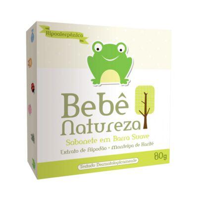 Imagem 1 do produto Sabonete Suave 80gr - Bebê Natureza