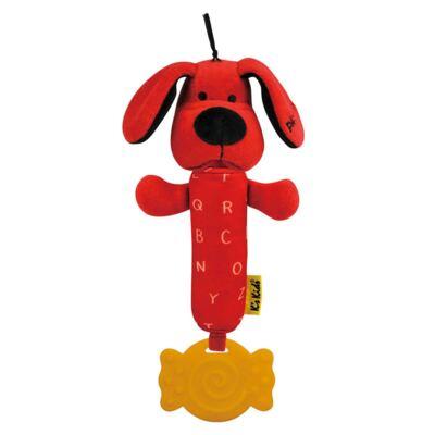 Imagem 1 do produto Chocalho Mordedor Patrick Baby Squeaky (3m+) - K's Kids