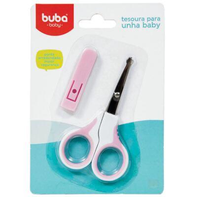Imagem 1 do produto Tesourinha Rosal para unha Baby (0m+) - Buba