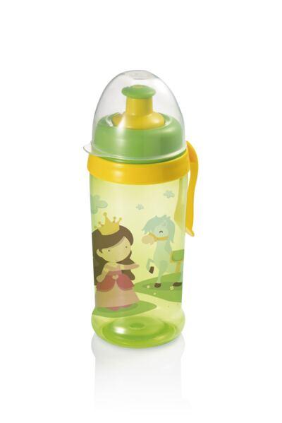 Imagem 1 do produto Copo Squeeze Grow Verde 36m+ Multikids Baby - BB033