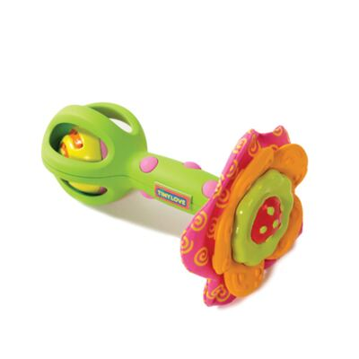 Imagem 1 do produto Chocalho Flower Power (0m+) - Tiny Love