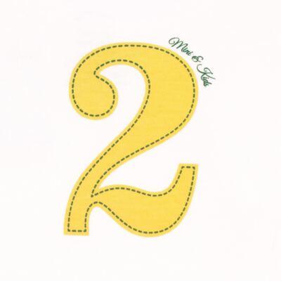 Imagem 6 do produto Body longo com Calça para bebe em Pima Cotton Supreme Brasil - Mini & Kids - CBBC334 BODY ML COM CALÇA SUEDINE BRASIL-P