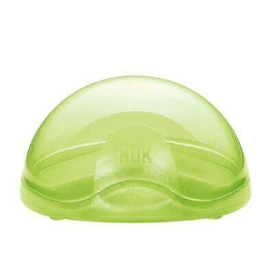 Imagem 1 do produto Caixa Protetora para Chupeta Verde - NUK