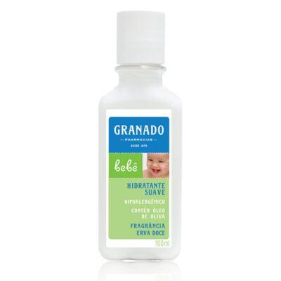 Imagem 1 do produto Loção Hidratante Bebê Erva-doce 100 ml - Granado