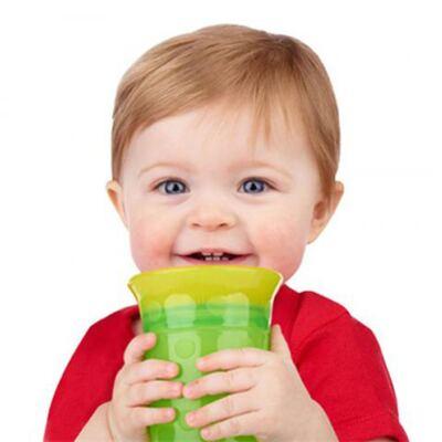 Imagem 3 do produto Copo Grow Up Médio Antivazamento Rosa (12m+) - Sassy