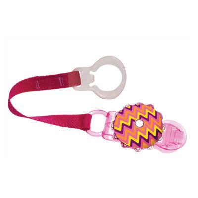Imagem 1 do produto Prendedor para Chupeta Twist Clip Girls ZigZag - MAM