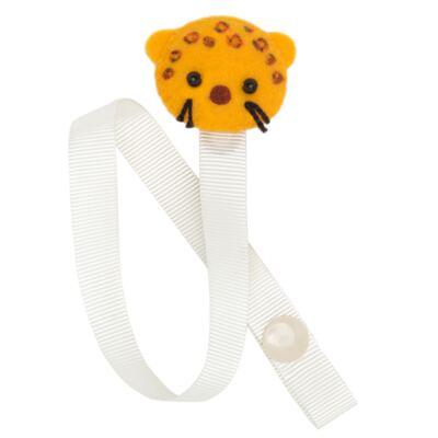 Imagem 1 do produto Prendedor de Chupetas Tigrinho - Roana