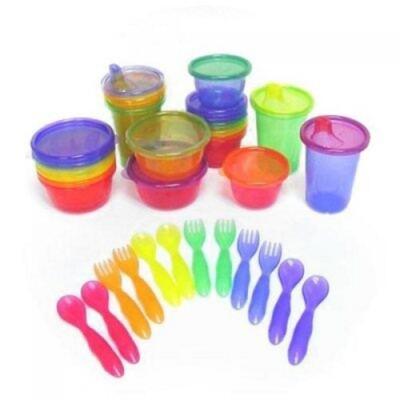 Imagem 3 do produto Kit Alimentação Completo - 24 peças - Clevamama