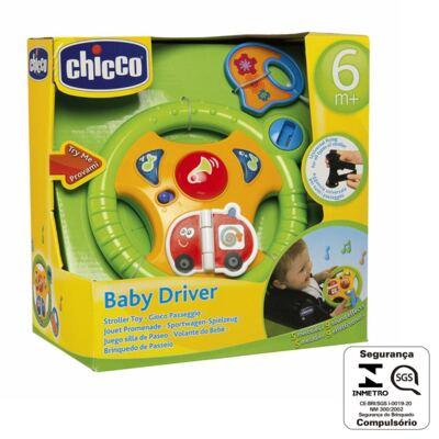 Imagem 6 do produto Volante Baby Driver (6m+) - Chicco