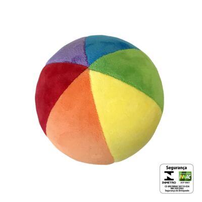 Imagem 2 do produto Bola Chocalho Colorida (3m+) - Buba