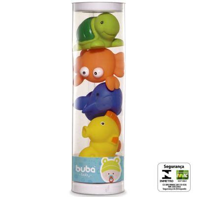 Imagem 2 do produto Amiguinhos do banho Mar (6m+) - Buba