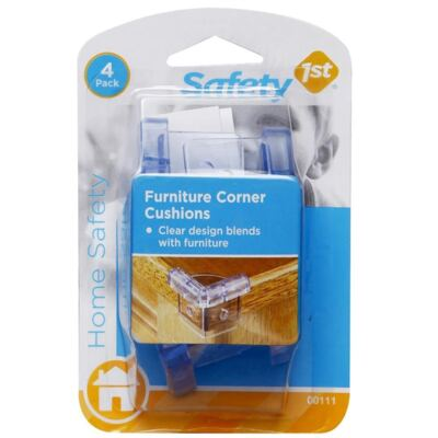 Imagem 1 do produto Protetor de Quinas 4 pçs - Safety 1st