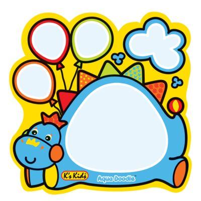 Imagem 2 do produto Kit para Desenho Aqua Doodle Boss no Zoo (36m+)- K's Kids