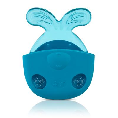 Imagem 1 do produto Mordedor Massage & Relax Rabbit Blue (4m+) - NUK
