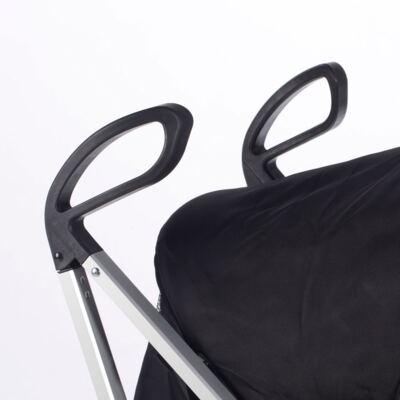 Imagem 6 do produto Carrinho Umbrella Deluxe (0m+) Preto - Cosco