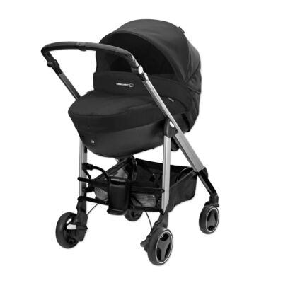 Imagem 5 do produto Travel System: Carrinho de bebê New Loola Modern Black + Moisés Windoo Plus Black Raven +  Bebê Conforto Streety.fix Black Raven (0m+) - Bébé Confort