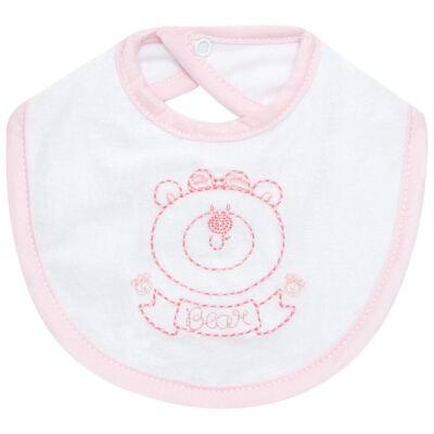 Imagem 1 do produto Babador atoalhado Ursa - Classic for Baby