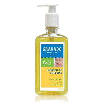 Imagem 3 do produto Kit com 2 sabonetes + 1 Sabonete Líquido para bebê Tradicional - Granado