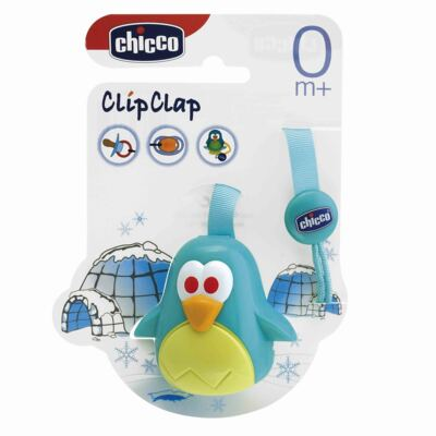 Imagem 3 do produto Protetor de Chupeta universal Pinguim (0m+) - Chicco