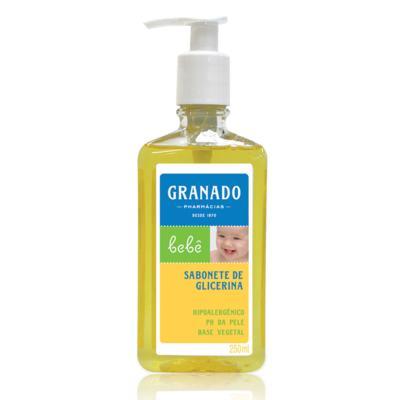 Imagem 2 do produto Kit com 1 Sabonete Líquido + 1 Óleo Suave para bebê Tradicional - Granado
