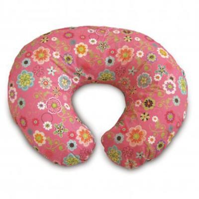 Imagem 1 do produto Almofada Boppy c/ Capa Wildflowers - Chicco