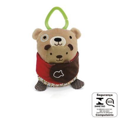 Imagem 1 do produto Pelúcia Mamãe Bebê Urso (6m+) - Skip Hop