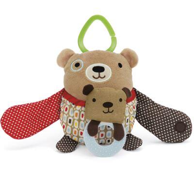 Imagem 3 do produto Pelúcia Mamãe Bebê Urso (6m+) - Skip Hop
