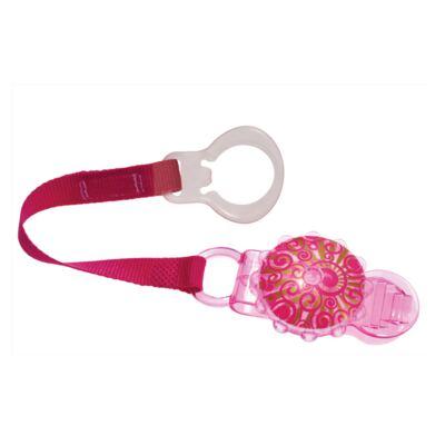 Imagem 1 do produto Prendedor para Chupeta Twist Clip Girls Arabescos- MAM