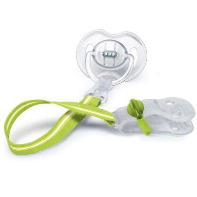 Imagem 2 do produto Clip prendedor de chupetas Verde -  Philips Avent