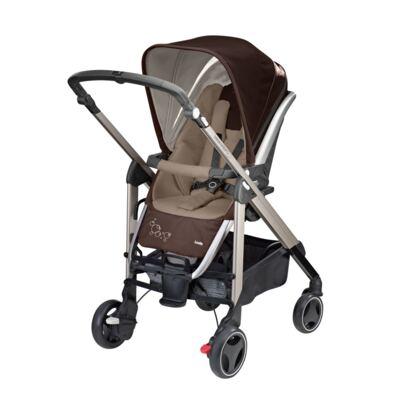 Imagem 2 do produto Carrinho de bebê New Loola Walnut Brown (0m+)  - Bébé Confort