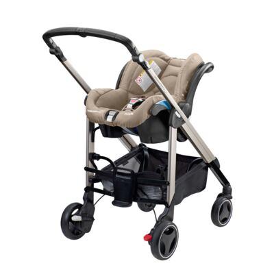 Imagem 7 do produto Carrinho de bebê New Loola Walnut Brown (0m+)  - Bébé Confort