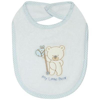 Imagem 1 do produto Babador atoalhado Ursinho - Classic for Baby