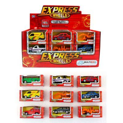 Imagem 1 do produto Express Wheels Road Master  1 Unidade - BR192