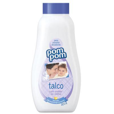 Imagem 1 do produto Talco Pom Pom 200g